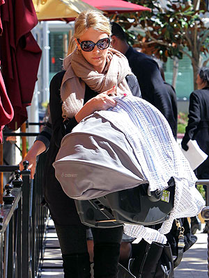 Charlize Theron Keeps Son Jackson Under Wraps