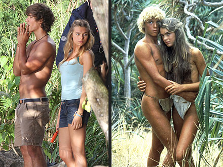 Indiana Evans Covers Up In Blue Lagoon Remake Ghanamma Com