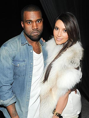 Kim Kardashian Is Dating Kanye West | Kanye West, Kim Kardashian