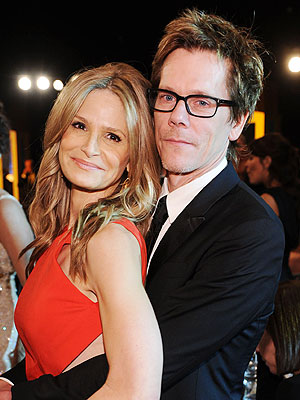 Kyra Sedgwick & Kevin Bacon Are Distant Cousins | Kevin Bacon, Kyra Sedgwick