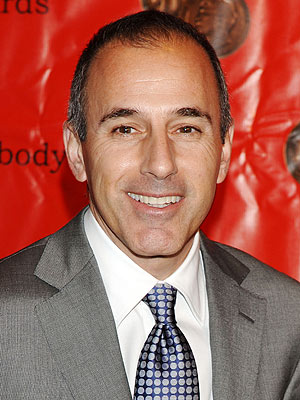 Matt Lauer Announces He's Staying on Today