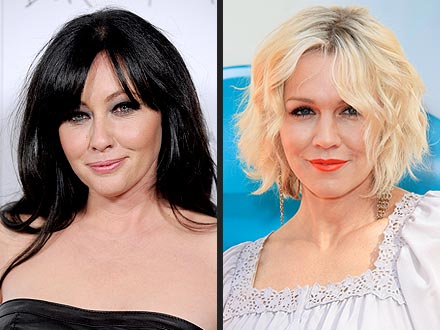 Jennie Garth Divorce: Shannen Doherty Says It&#39;s Been &#39;Incredibly Hard&#39;