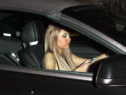 Amanda Bynes Has Another (Small) Driving Mishap