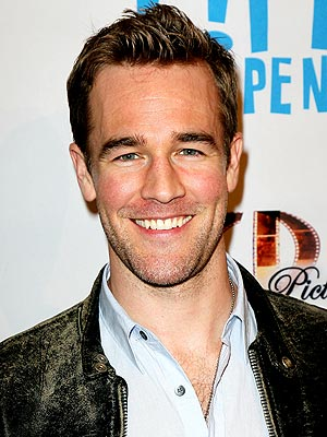 James Van Der Beek Exposes What It's Like to Ride a Horse Bottomless
