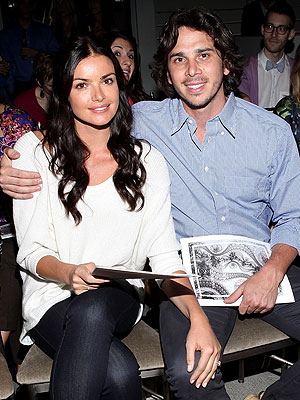 Ben Flajnik and Courtney Robertson Are 'Engaged Dating'
