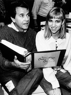 Debbie Gibson Recalls Working With Dick Clark