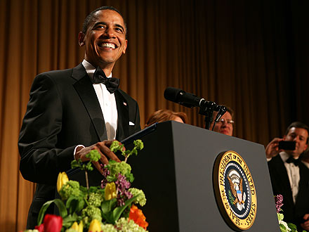 White House Correspondents' Dinner Menu Revealed