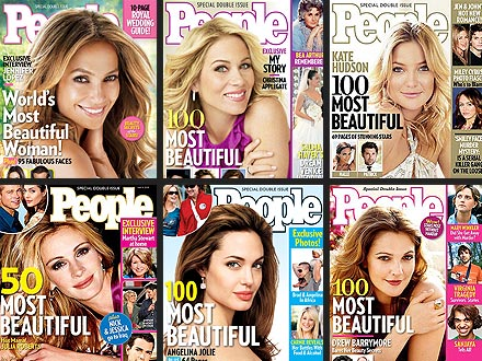PEOPLE's Most Beautiful Past Cover Poll