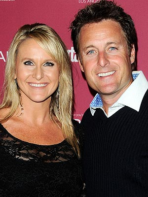 Chris Harrison, Wife Split