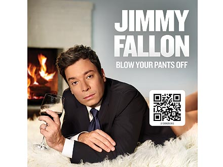 Jimmy Fallon Blows His Pants Off