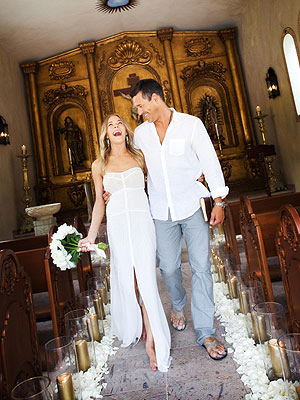 LeAnn Rimes, Eddie Cibrian Marriage: Pictures from Vow Renewal Ceremony