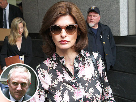 Linda Evangelista Settles Child-Support Case with Salma Hayek's Husband