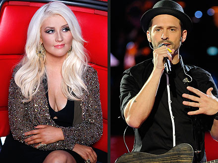 The Voice Finale: Tony Lucca versus Christina Aguilera - the Feud Continues