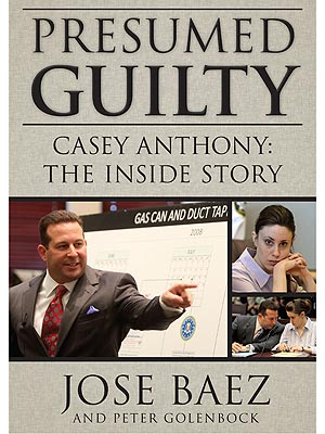 Jose Baez Book: Casey Anthony Won't Profit