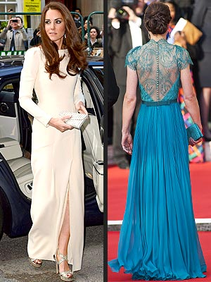 Kate Middleton Style: Getting Sexier