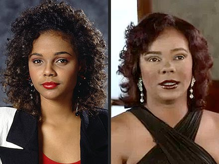 Lark Voorhies: See How Much 'Saved by the Bell' Star Has Changed
