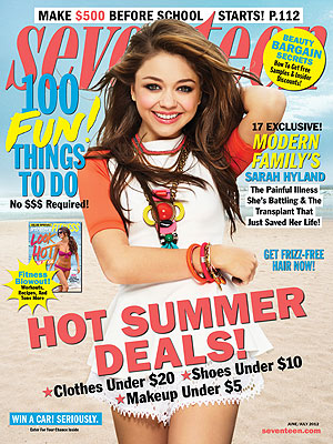 Sarah Hyland Reveals She Had a Kidney Transplant