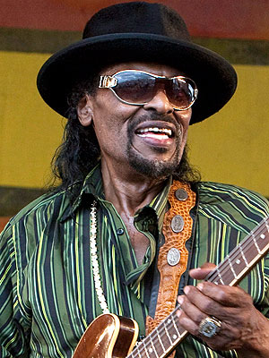 Chuck Brown Dies : People.