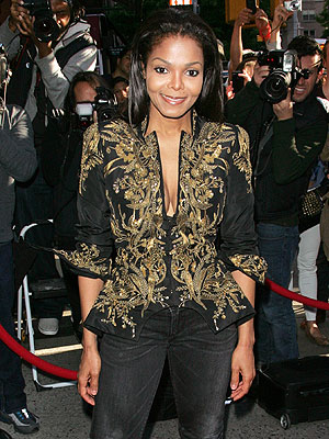 Janet Jackson Says She Doesn&#39;t Weigh Herself