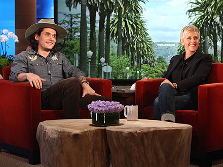 John Mayer on Ellen DeGeneres Show: Explosive Interviews 'Woke Me Up'