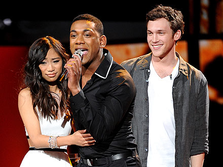 Phillip Phillips In, Joshua Ledet Out on American Idol