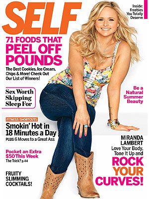 Miranda Lambert Body Size: Pictures