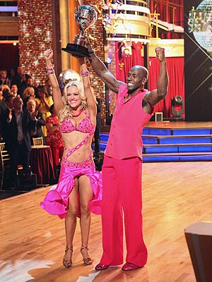 DWTS: Donald Driver - Dancing with the Stars Winner Reveals What's Next