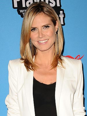 Heidi Klum: I've Moved On from Seal
