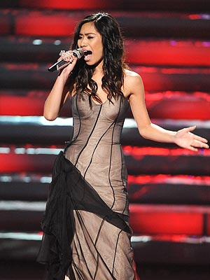 American Idol's Jessica Sanchez Will Play 'Legendary Diva' on Glee