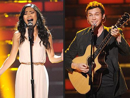 Phillip Phillips Wins American Idol Finale