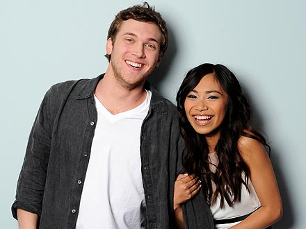 American Idol Finale: Phillip Phillips vs. Jessica Sanchez