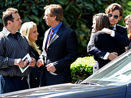 Mary Kennedy Funeral - Friends and Family Mourn