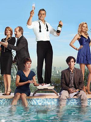 Episodes: Matt LeBlanc Cast Photo
