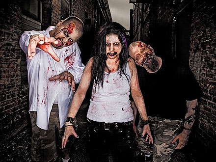 Zombie Apocalypse Survival Playlist: Spotify