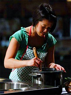 MasterChef&#39;s Christine Ha Talks About Inspiring Others