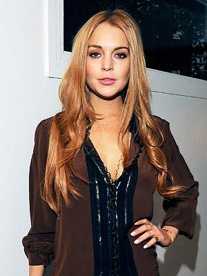Lindsay Lohan Hospitalized After Car Crash | Lindsay Lohan