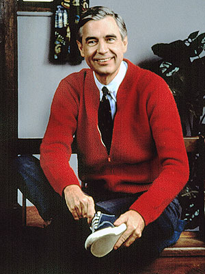 Mr. Rogers Gets a Remix