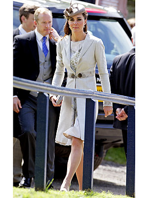 Kate Middleton Style: Recycled Wardrobe