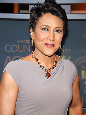 Robin Roberts Blogs: My Body Is Weak, But My Mind Is Strong