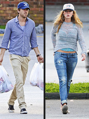 Blake Lively & Ryan Reynolds Move In: Couple Spotted Buying Groceries, Fixtures