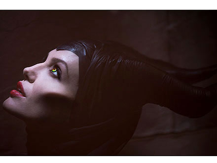 "Angelina Jolie Stars in 'Maleficent,"" Along with Her Kids"