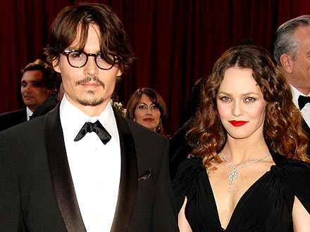 Johnny Depp, Vanessa Paradis Breakup Talk