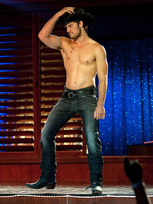 Magic Mike: Alex Pettyfer Wants to Be in Broadway Version of Channing Tatum Film
