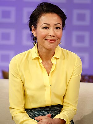 Ann Curry: Today Show Bosses Dissed My Wardrobe