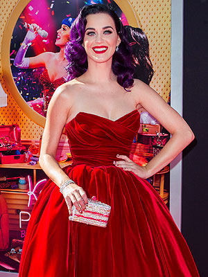 Katy Perry at 'Part of Me' Premiere: 'I'm Going to Go Into a Cave'