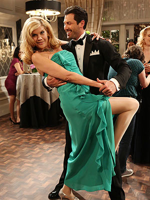 Maksim Chmerkovskiy Guest Stars on The Exes