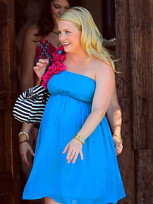 Melissa Joan Hart Baby Shower