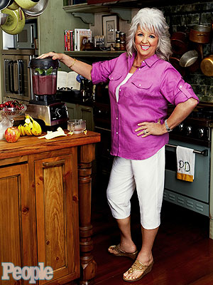 Paula Deen Weight Loss: Food Network Star Loses 30 Lbs.; Shares Healthy Recipe