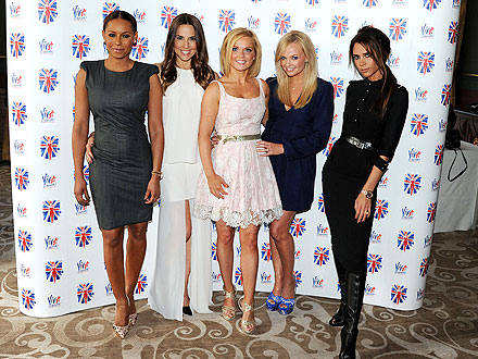 Spice Girls Reunite to Launch New Musical Viva Forever!