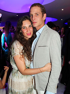 Princess Caroline's Son Andrea Casiraghi to Marry Longtime Girlfriend